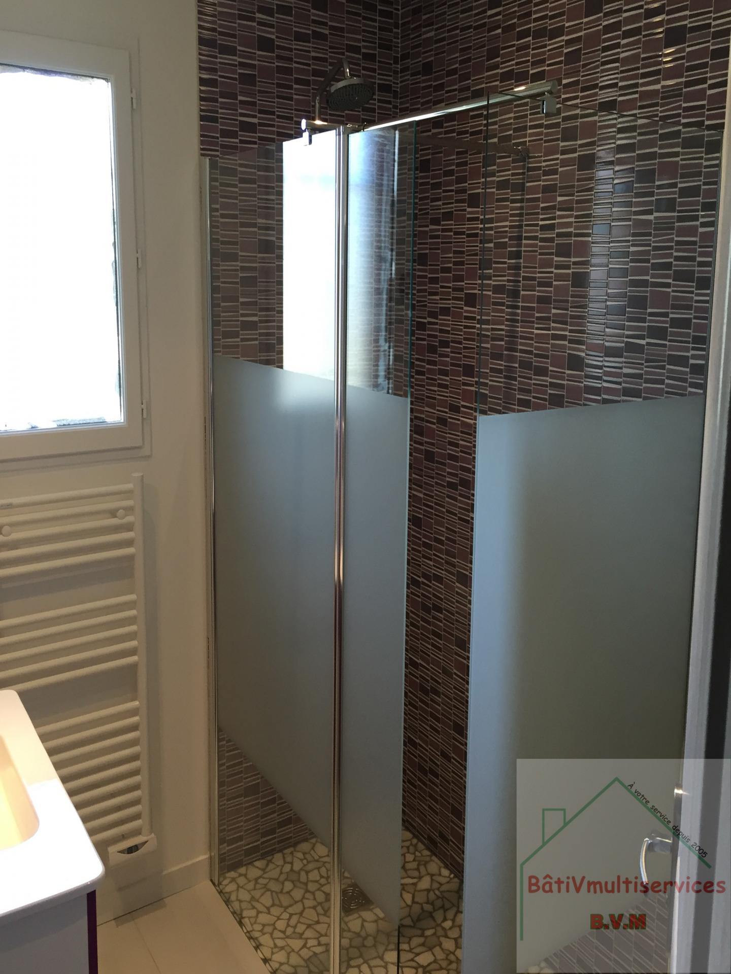 Aubergine 4Rénovation salle de bains BVM