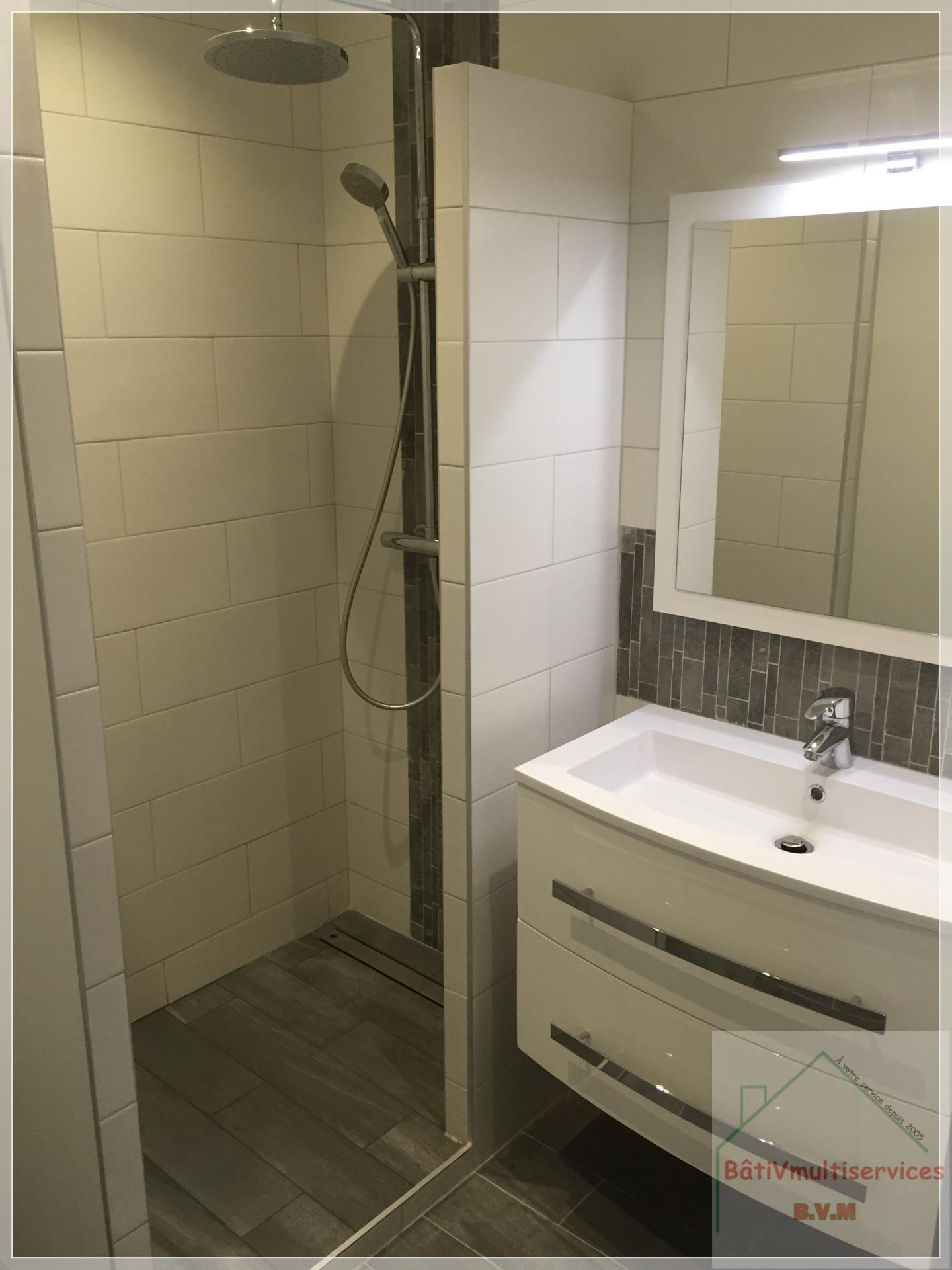 Rénovation salle de bains BVM